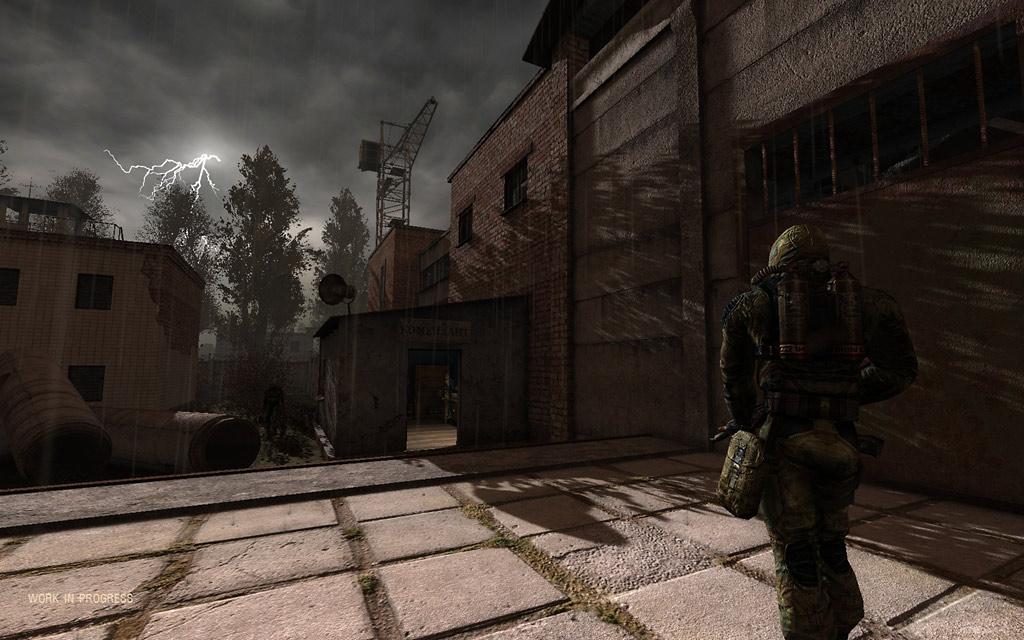 S.T.A.L.K.E.R.: Чистое небо (Лицензия / PC / 1C / 2008)